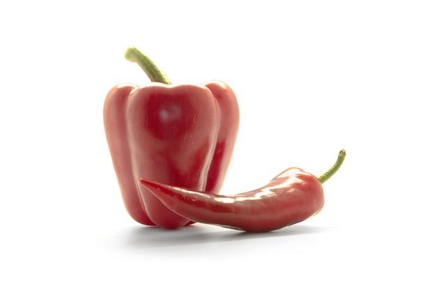 Paprika dan cabai